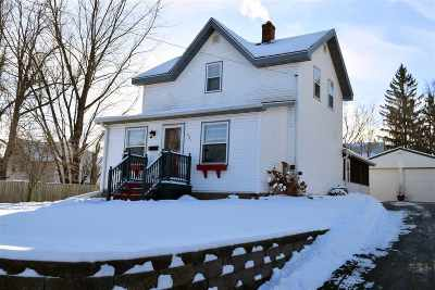 Sauk County Single Family Home For Sale: 221 W 2nd St