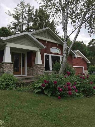 Verona Single Family Home For Sale: 7877 Schaller Rd