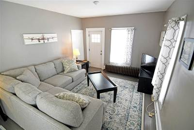 Milton Single Family Home For Sale: 503 W Madison Ave