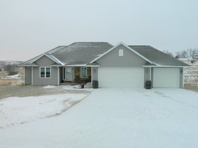 Green County Single Family Home For Sale: W4809 Pembridge Tr