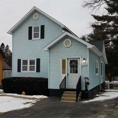 Wisconsin Dells Single Family Home For Sale: 1305 River Rd