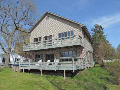 Columbia County Single Family Home For Sale: N4361 County Road V