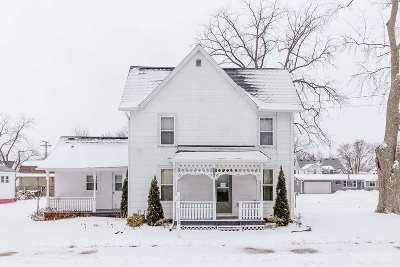 Columbia County Single Family Home For Sale: 320 Yonkers St