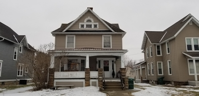 Sauk County Single Family Home For Sale: 406 S Park St