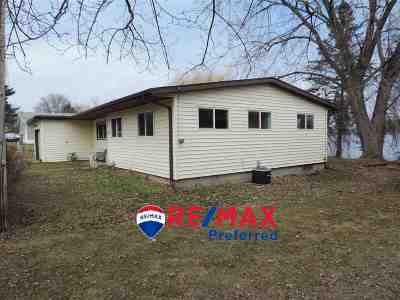Lodi Single Family Home For Sale: N2328 Old Sauk Rd