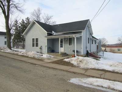 Green County Single Family Home For Sale: 117 S Liberty St