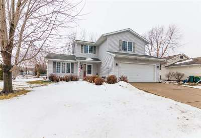 Dane County Single Family Home For Sale: 535 Bentwood Dr