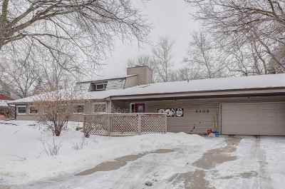 Madison Single Family Home For Sale: 6409 Old Sauk Rd