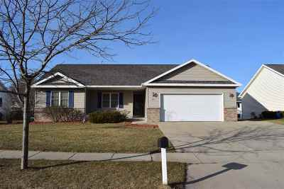 Walworth County Single Family Home For Sale: 134 S Locust Ln