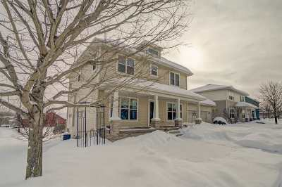 Madison Single Family Home For Sale: 3001 Winter Park Pl