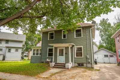 Madison Single Family Home For Sale: 1505 Adams St