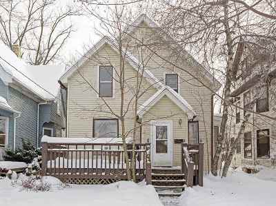 Madison Single Family Home For Sale: 1221 Spaight St