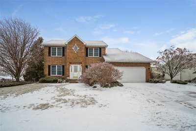 Sun Prairie WI Single Family Home For Sale: $347,500