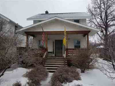 Dane County Single Family Home For Sale: 1158 E Washington Ave