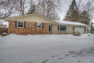 Rock County Single Family Home For Sale: 3403 Park View Dr