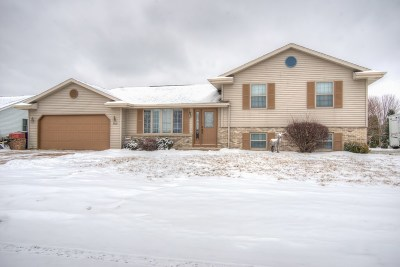 Rock County Single Family Home For Sale: 3229 Aurora Ln