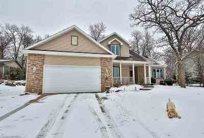 Janesville Single Family Home For Sale: 3627 Briar Crest Dr