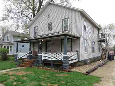 Rock County Multi Family Home For Sale: 1302 Jerome Ave