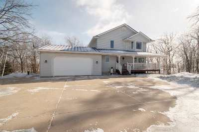 Green County Single Family Home For Sale: W6306 Hwy 39