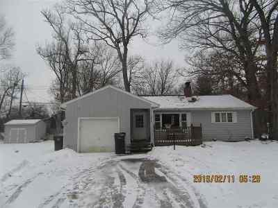 Rock County Single Family Home For Sale: 2536 Hawthorne Dr