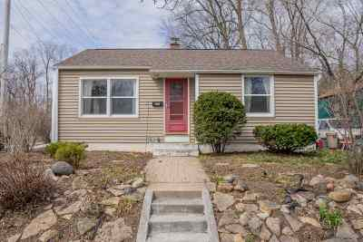 Madison Single Family Home For Sale: 3342 Gregory St