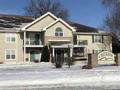 Waunakee Condo/Townhouse For Sale: 201 Kearney Way #307