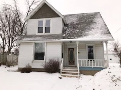 Rock County Single Family Home For Sale: 20 W Liberty St