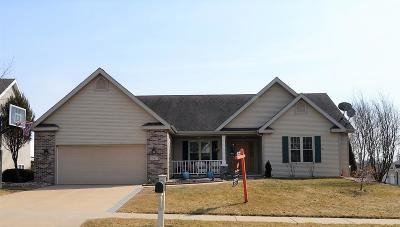 Madison Single Family Home For Sale: 741 Highcliff Tr