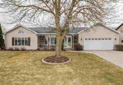 Sun Prairie Single Family Home For Sale: 1533 Boulder Way