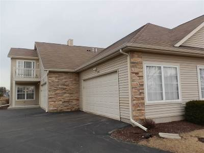 Rock County Condo/Townhouse For Sale: 1602 Sienna Crossing