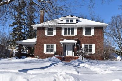 Columbus Single Family Home For Sale: 434 S Charles St