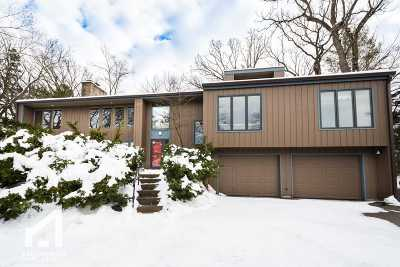 Madison Single Family Home For Sale: 5117 Lake Mendota Dr