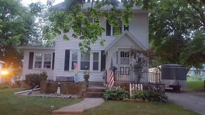 Jefferson County Single Family Home For Sale: 525 Jackson St