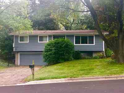 Fitchburg WI Single Family Home For Sale: $339,900