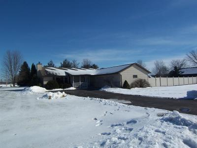 Rock County Single Family Home For Sale: 3179 S Davis Dr