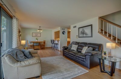 Fitchburg Condo/Townhouse For Sale: 5928 Forest Ln