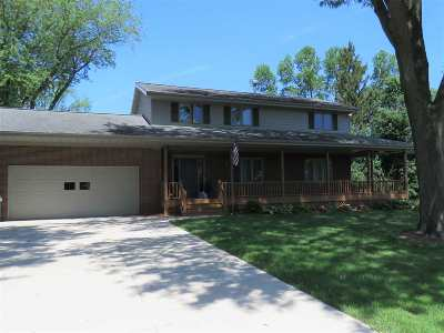 Platteville Single Family Home For Sale: 6707 N Elm St