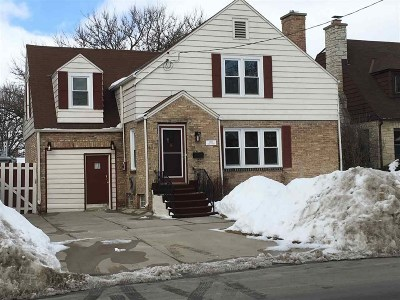 Madison WI Single Family Home For Sale: $388,500