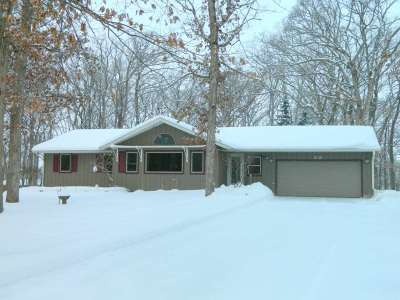 Green County Single Family Home For Sale: W847 Taylor Tr
