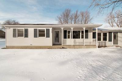 Rock County Single Family Home For Sale: 3355 W Alpine Dr