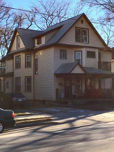 Madison WI Multi Family Home For Sale: $480,000