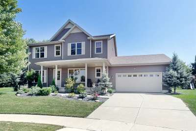 Sun Prairie Single Family Home For Sale: 2601 Sweet Sparrow Pl