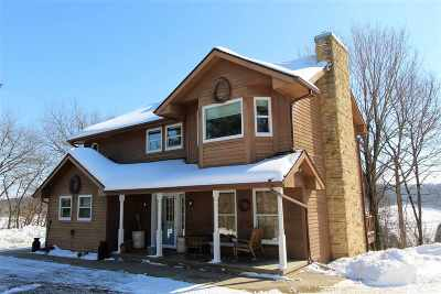 Cross Plains Single Family Home For Sale: 4575 Garfoot Rd