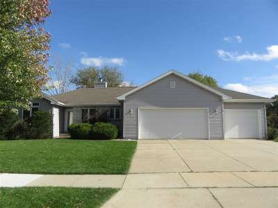 Rock County Single Family Home For Sale: 4614 Sumpter Dr