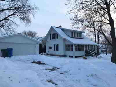 Sauk County Single Family Home For Sale: 602 Mound St