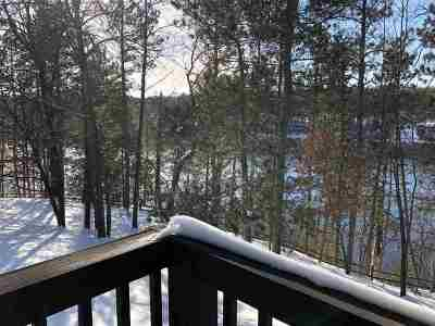 Wisconsin Dells Condo/Townhouse For Sale: 12 Juniper Tr #12