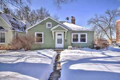 Madison Single Family Home For Sale: 820 High St
