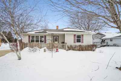 Dane County Single Family Home For Sale: 449 Hubbell St