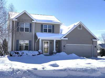 Deforest Single Family Home For Sale: 801 Sunnybrook Dr