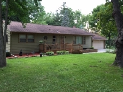 Rock County Single Family Home For Sale: 5330 E Buss Rd
